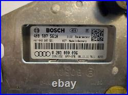 Audi A8L A8 D4 Front Bumper Cruise Distance Control Sonar Module RIGHT