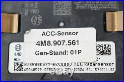 Audi Q7 4m 2016 Lhd Adaptive Cruise Control Acc Radar Sensor Module 4m8907561