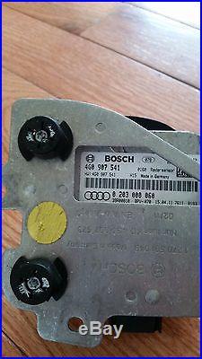Audi radar A6 A8 adaptive cruise control sensor module 4G0 907 541