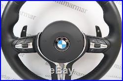 BMW 1er 2er 3er 4er SERIES X3 X4 X5 X6 M SPORT LENKRAD F15 F16 F25 F30 F32 #61