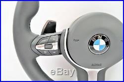 BMW 1er 2er 3er 4er X3 X4 X5 X6 LENKRAD HOD F15 F16 F20 F22 F30 F32 F80 F85 #23