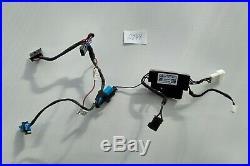 BMW 3 F30 X3 F25 X5 F15 X6 F16 M-TECH M SPORT STEERING WHEEL CONTROL UNIT/wiring