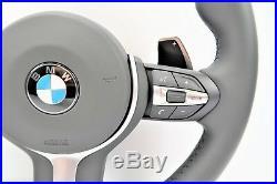 BMW 3er 4er X5 SPORT LENKRAD F15 F16 F30 F31 F32 M3 M4 #17