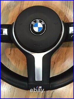 BMW F30 F20 F15 F21 M2 M3 M Sportlenkrad schwarz 32307848339 Heizung lenkrad OEM