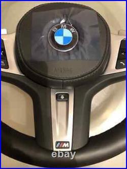 BMW G30 G31 G11 G12 G07 M Sport LCi lenkrad SCHALTFLÄCHEN + SRS Heizung OEM