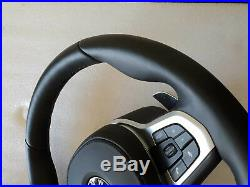 BMW M Leder Lenkrad Schaltwippen Heizung Steeringwheel G11 G12 G30 G31 G32 Satz