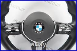 BMW M TECH 1er 2er 3er 4er X3 X4 X5 X6 LENKRAD F15 F16 F20 F30 F31 F32 M3 M4 #24