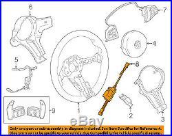 BMW OEM 12-16 M6-Cruise Control Module 61317848638