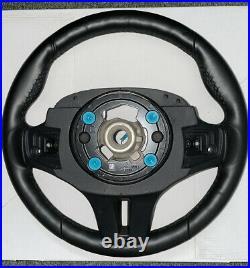 BMW X3 X4 5er 7er G-Serie G05 G07 G11 G15 G30 M Sport Lederlenkrad Original