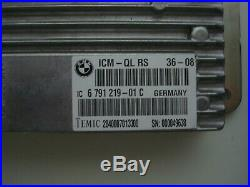 Bmw 7 Er F01 F02 Set Distronic Acc Active Cruise Control Radar Sensor
