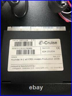 Cruise Control Module Hyundai H1 2008 Onwards