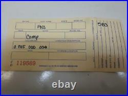 E-gas Cruise Control Module Mercedes Benz W140 S-class 1994 1995 1405458232 Oem