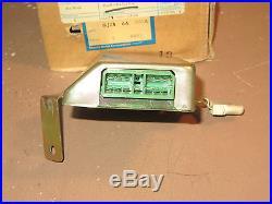 FUEL SYSTEM CRUISE CONTROL MODULE -fits 88-89 626 MX-6 OEM Mazda GJ21-66-320A