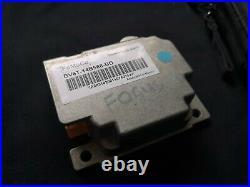 Ford Focus Mk3 Adaptive Cruise Control Module Acc Bv6t-14b588-bd 2011-2015