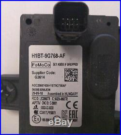 Ford OEM Adaptive Cruise Control module h1bz 9e731f H1BT-9G768-AF Pre-owned