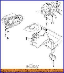GM OEM-Cruise Control Module 25344189