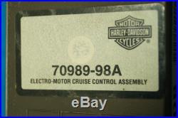 Genuine Harley Touring Electra Glide Ultra Cruise Control Module 70989-98A 98-03