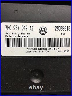 Genuine VW Transporter T5 2003-2009 BCM Body Control Module 7H0937049AE Cruise
