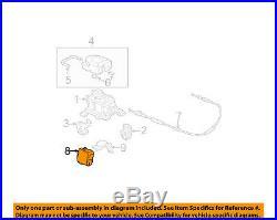 HONDA OEM 01-05 Civic-Cruise Control Module 36700S5AA01