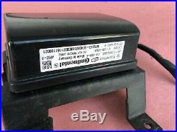 Hyundai 2009-2014 Genesis Sedan 104K 10-13 EQUUS ADAPTIVE CRUISE CONTROL MODULE