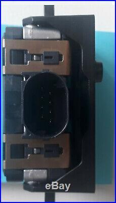 Jaguar XE Front Adaptive Cruise Control Module LX73-9G768-AD Bosch Radarsensor