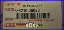 Lexus Rx350 Adaptive Cruise Control Module Wave Radar Sensor 2017 2018 2019 Oem