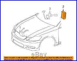 Lexus TOYOTA OEM 10-11 GS460-Cruise Control Module 8824030501