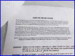 MCCS100 Cruise Control Module Kit (new)