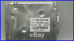 MERCEDES E Class W211 Distronic module A0335456332 Modul Abstandsregeltempomat