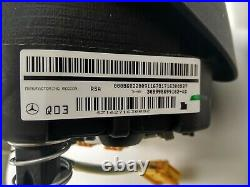Mercedes Benz A W176 C W205 Cla W117 Cls W218 Gla Gle Steering Wheel Srs Unit