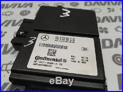 Mercedes Benz E Class Cruise Control Disctronic Control Module ECU A2129003100