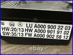 Mercedes Benz Oem W205 C300 Distronic Cruise Control Radar Sensor 2015-2018