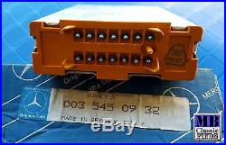 Mercedes Benz W107 W201 W124 W126 tempomat cruise control amplifier module NEW