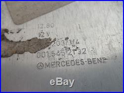 Mercedes Benz W116 W107 W123 tempomat cruise control amplifier module 280 240D
