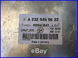 Mercedes W211 E500 E55 Distronic Cruise Control Distance Module W220 S600 S55
