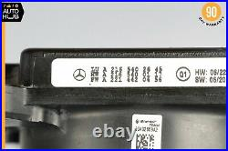 Mercedes W216 CL550 ML550 R350 Distronic Control Module Cruise Control Sensor