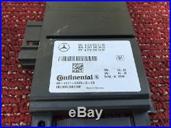 Mercedes W218 W212 E63 E550 E350 Distronic Adaptive Cruise Control Module Oem