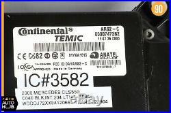 Mercedes W219 CLS550 SL55 AMG Distronic Control Module Cruise Control Sensor OEM
