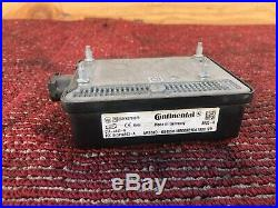 Mercedes W221 S63 S550 Proximity Controlled Cruise Control Distronic Module Oem