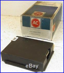 NOS 1984-1987 AC Cruise Control Module Buick Oldsmobile 442 Supreme Regal