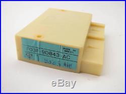 NOS OEM Ford E6AZ-9D843-A Cruise Control Module / Amplifier