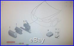 New BMW ACC Sensor Adaptive Cruise Control Module with Bracket OEM 66 31 6 891 746