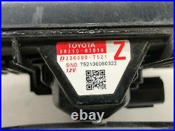 OEM 16-19 Toyota Adaptive Distance Cruise Control Radar Sensor Module Bracket