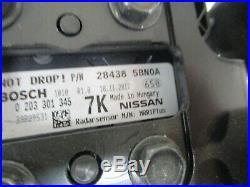 OEM 2018 2019 Nissan Murano Cruise Control Distance Sensor Module Computer