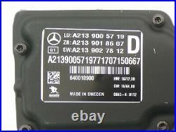 Oem Mercedes E W213 C238 Lane Assistant Front Camera Control Module