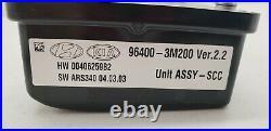 Oem New Cruise Control Module Distance Sensor Equus Genesis Sedan 96400-3m200