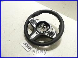 Original BMW G30 G31 G32 G11 G14 G05 G06 M Sportlenkrad Leder Lenkrad 8008186
