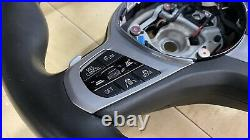 Original BMW G30 G31 G32 G11 G14 G05 G06 M Sportlenkrad Leder Lenkrad DA Prof