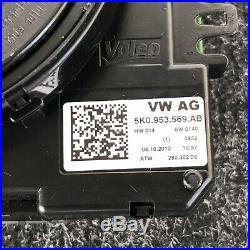 Original VW Passat B7 3C CC Lenksäule Steuergerät Schleifring 5K0953569AB