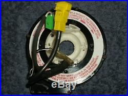 P/N 56009071 OEM Jeep XJ Cherokee Air Bag Clockspring w / Cruise Control